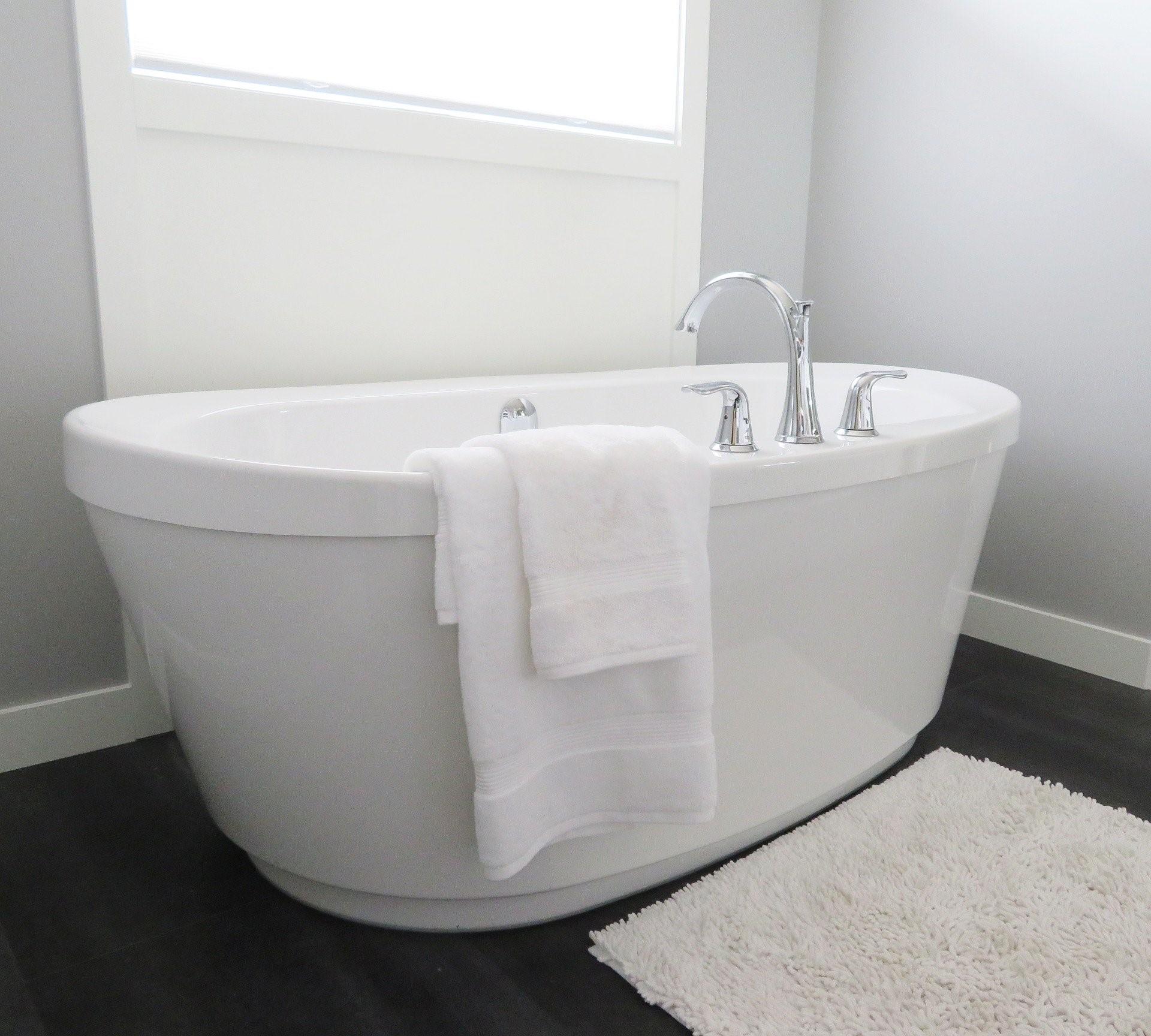 cucina in silicone riciclabile in gomma riciclabile per vasca da bagno 2 pezzi blu Tappo per vasca da bagno lavanderia SENDR.KR universale